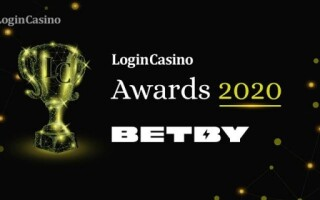 BETBY – номинант Login Casino Awards 2020