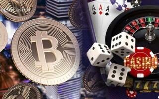 Гемблинг-индустрия входит в тройку адаптационных отраслей для криптовалют