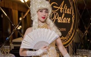 Altai Palace отметил четырехлетие