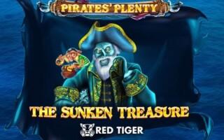 Red Tiger предложила гемблерам отправиться на поиск пиратских сокровищ