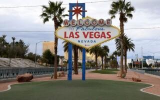 Казино Лас-Вегаса закрылись из-за коронавируса. Фоторепортаж