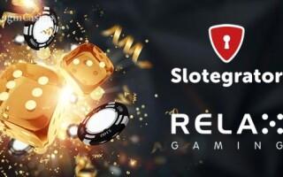 Relax Gaming присоединился к партнерской сети Slotegrator
