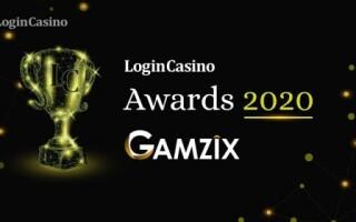 Номинант на премию от Login Casino Awards – девелопер Gamzix