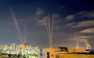 Сирены воздушной тревоги сработали в израильском Ашкелоне