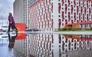 В России усилился дефицит парковок в новостройках