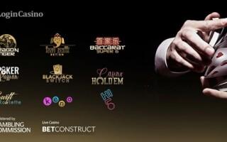 BetConstruct укрепляет свою позицию на рынке, презентуя девять новых игр для онлайн-казино