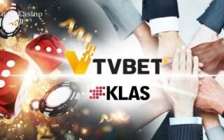 На глобальном игорном рынке новое сотрудничество: TVBET и Klas Platform