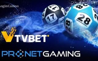 TVBET углубляется в зарубежный рынок через соглашение с Pronet Gaming
