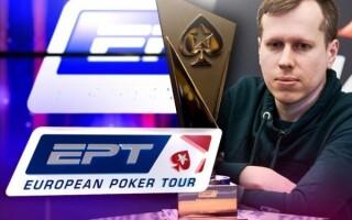 Юрий Масленков стал победителем турнира European Poker Tour National Sochi 2019