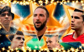 10 невероятных голов в истории чемпионатов мира