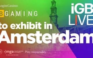 Лучшие продукты BGaming на сентябрьской выставке iGB Live в Амстердаме