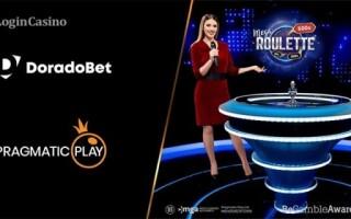 Pragmatic Play запускает свою вертикаль live-казино с Doradobet