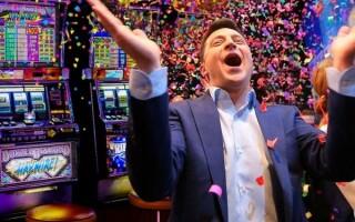 Владимир Зеленский заявил о возможной легализации казино в Украине