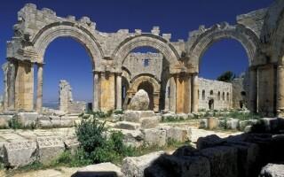 Ученые начали сбор данных для восстановления византийского храма в Сирии