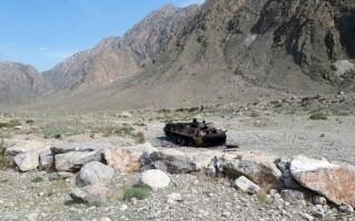 Число пострадавших на киргизско-таджикской границе возросло до 166