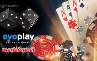 Evoplay и Meridianbet объявили о партнерстве