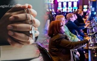 В Американском штате церковь нетипично выступила против проекта казино