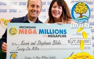 Житель Уотерфорда выиграл  джекпот Mega Millions в пятницу 13