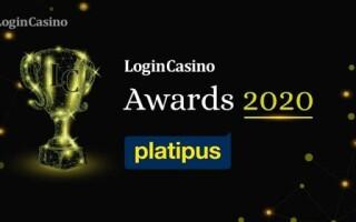 Номинант на премии от Login Casino Awards 2020 – разработчик Platipus Gaming