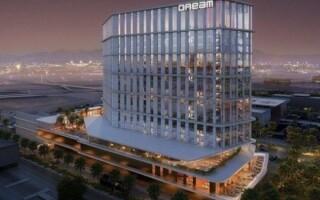Казино Dream Hotel одобрено рядом с аэропортом Маккаран в Лас-Вегасе