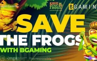 Провайдер BGaming присоединился к экологическому проекту по спасению земноводных