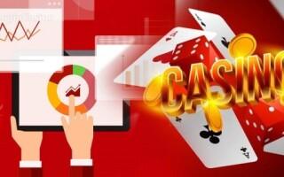 Рынок онлайн-казино ежегодно растет почти на 8%