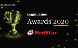 15 лет опыта в вертикали покера от RedStar Poker на Login Casino Awards 2020