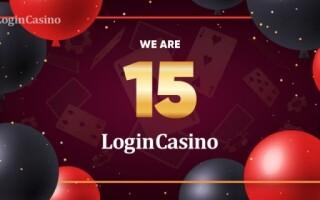 Российское издание об игорном бизнесе LoginCasino.com празднует 15 лет