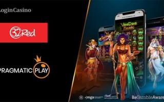 Pragmatic Play договорилась о партнерстве с 32Red и Juega En Linea