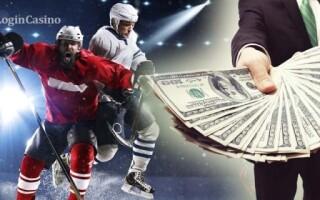 Букмекеры потратили на спонсорство хоккея в России 515 млн в год