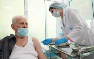 Голикова назвала долю привившихся от COVID-19 россиян старше 60 лет