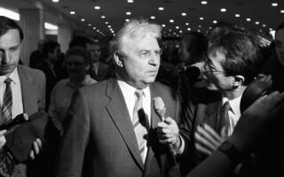 Зюганов выразил соболезнования в связи со смертью Егора Лигачева
