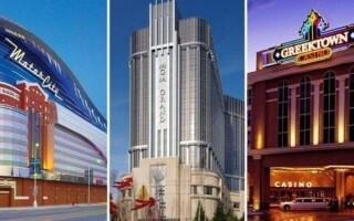 Казино Детройта сообщают о доходе в размере 113,82 миллиона долларов за август