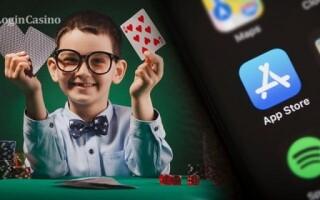 App Store размещает казахстанское казино под видом приложений для детей