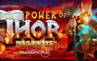 Обзор Power of Thor Megaways о скандинавском божестве – для зарубежного рынка