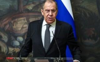Лавров пообещал ответ Москвы на антироссийские шаги Запада