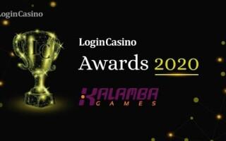 Студия Kalamba Games участвует в голосовании Login Casino Awards 2020