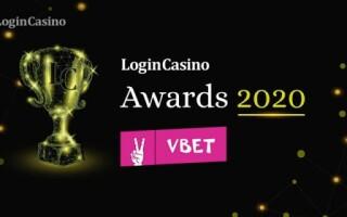 Номинант на премию Login Casino Awards – БК VBet