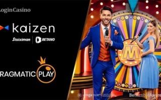 Pragmatic Play развивает партнерство с Kaizen Gaming