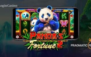 Pragmatic Play отправляется в безмятежное путешествие в Panda's Fortune 2