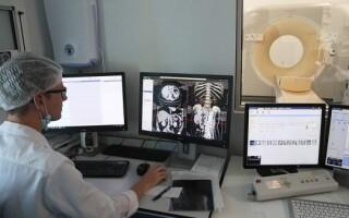 Искусственный интеллект научили выявлять инсульт по КТ за несколько минут