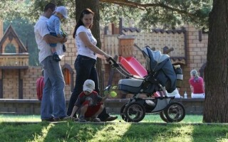 Почти 1,5 млрд рублей направят на выплаты семьям с новорожденным третьим ребенком