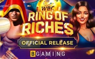 Раунд начался! Слот WBC Ring of Riches от BGaming уже доступен во всех легальных юрисдикциях